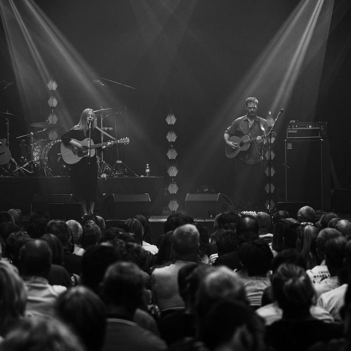 Crédit photo: Hervé Ogz Concert en 1ère partie de Gauvin Sers à Neufchâtel-Hardelot (62) 2018.