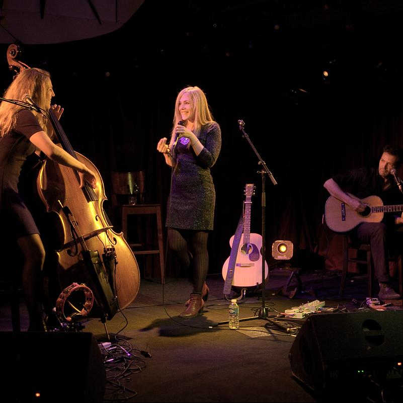 """Concert pour la sortie de l'album """"Le matin du Pélican"""" au Zebre de Belleville, Paris 2015"""
